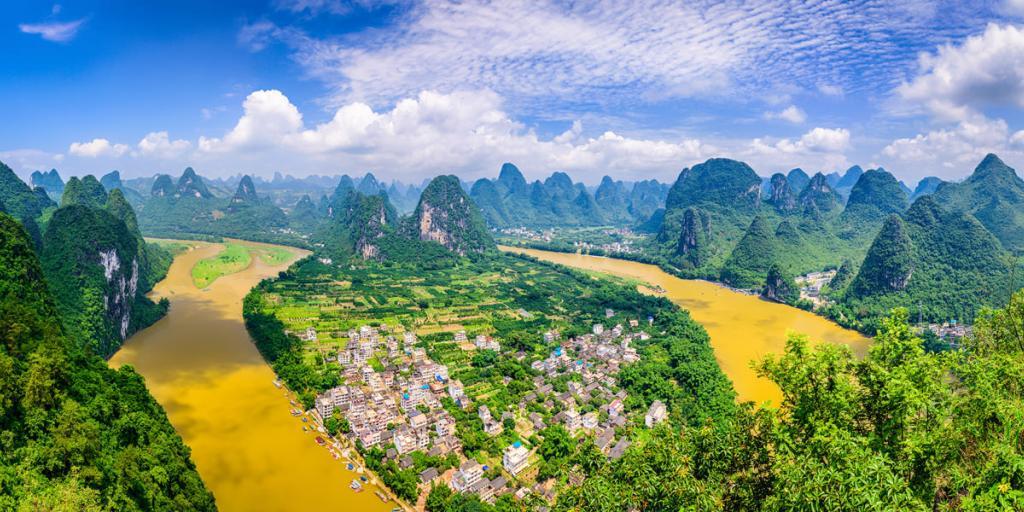 Wandern in China: Faszinierend schöne Bergwanderungen im Reich der Mitte