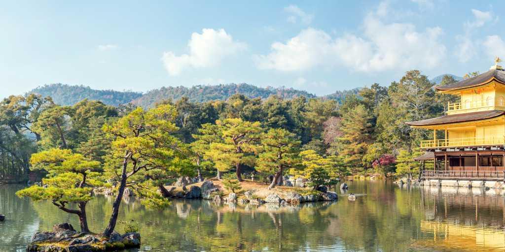 Wandern in Japan - Land der aufgehenden Sonne