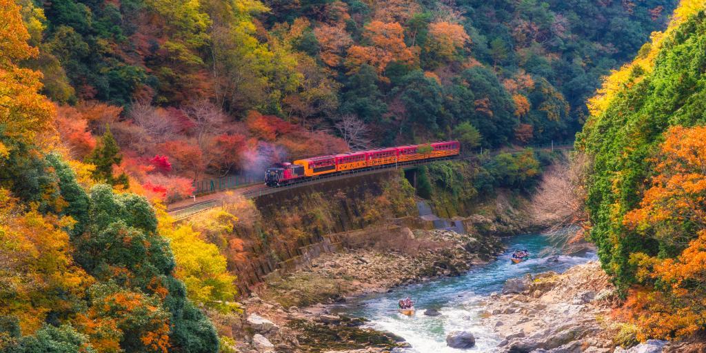 Geführte Wanderung: Japan - Wilde Affen, steile Berge, geheimnisvolle Tempel