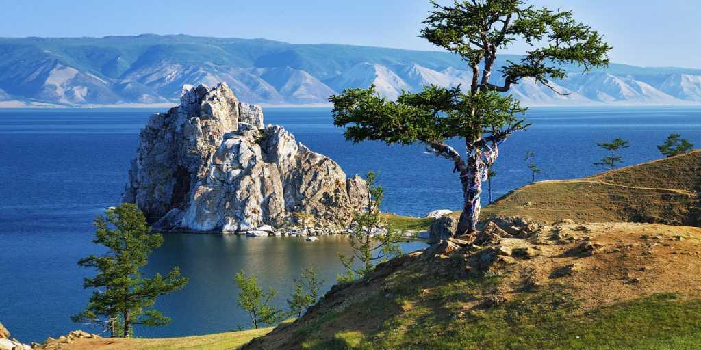 Russland: sibirisches Sommermärchen - Wandern am Baikal-See