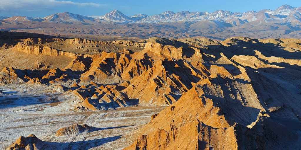 Geführte Wanderung - Land der Kontraste - Atacama - Patagonien