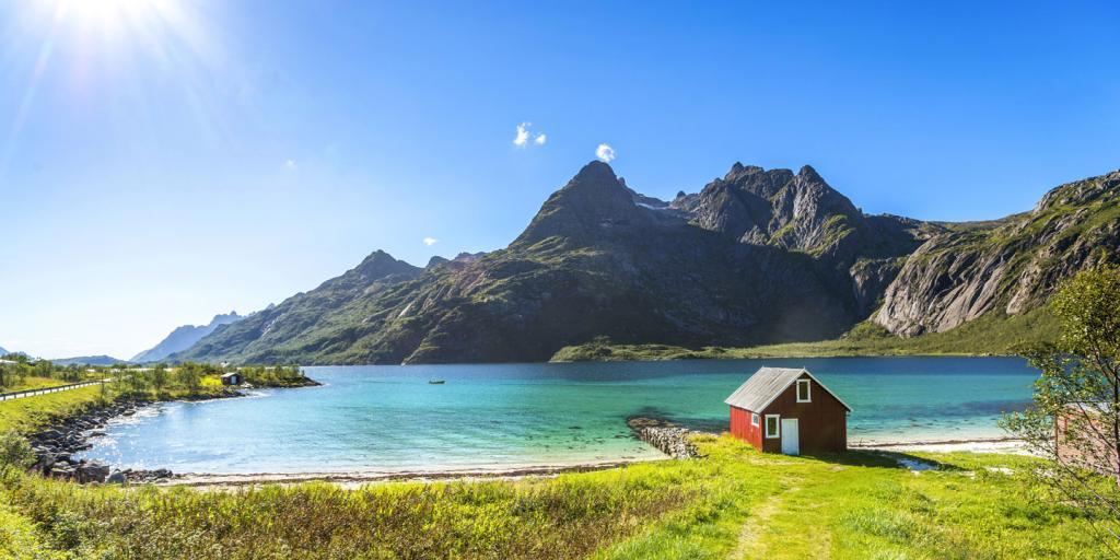 Wandern auf den Lofoten - Zwischen Bergspitzen und Fjorden