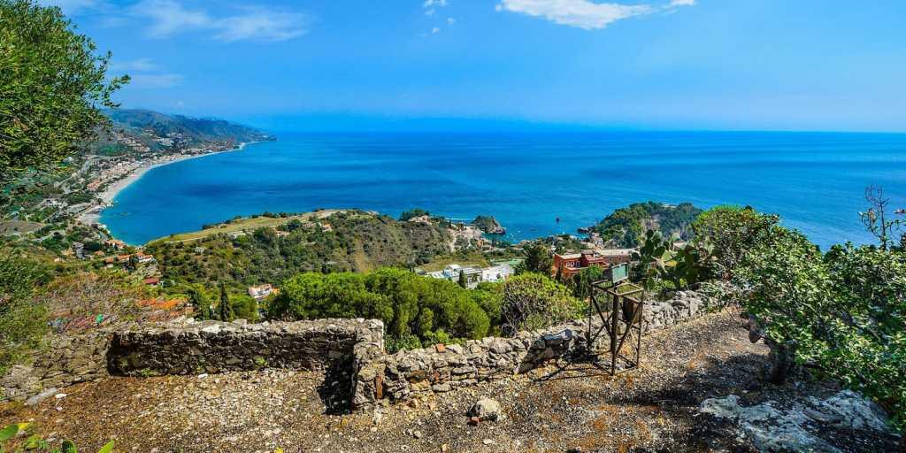 Wandern in Italien - Vom Vesuv zum Ätna
