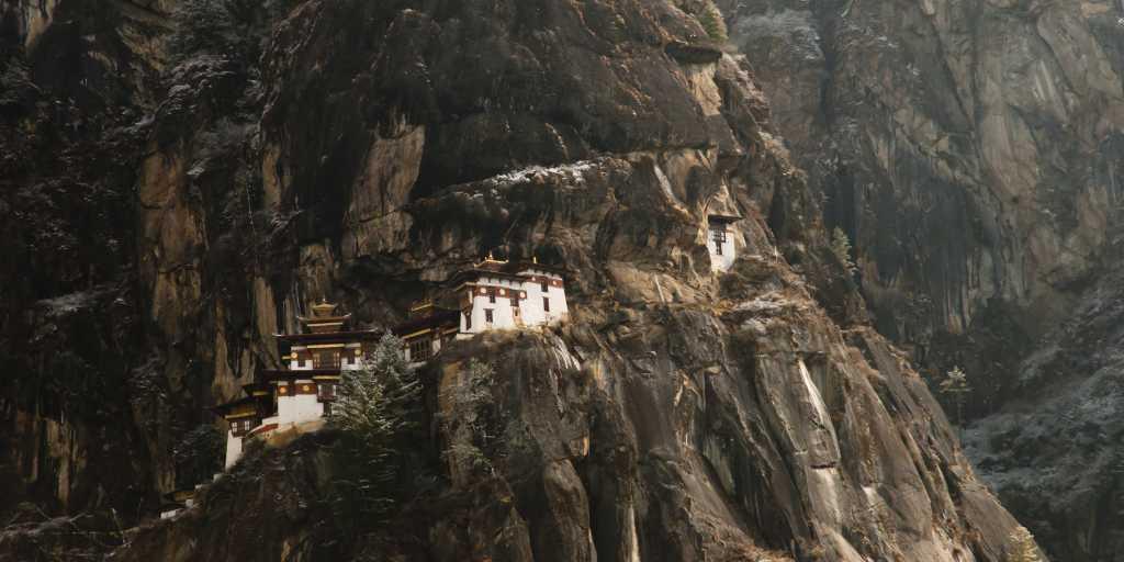 Wandern in Darjeeling - Sikkim - zwischen Gurus, Tee und Donnerdrachen