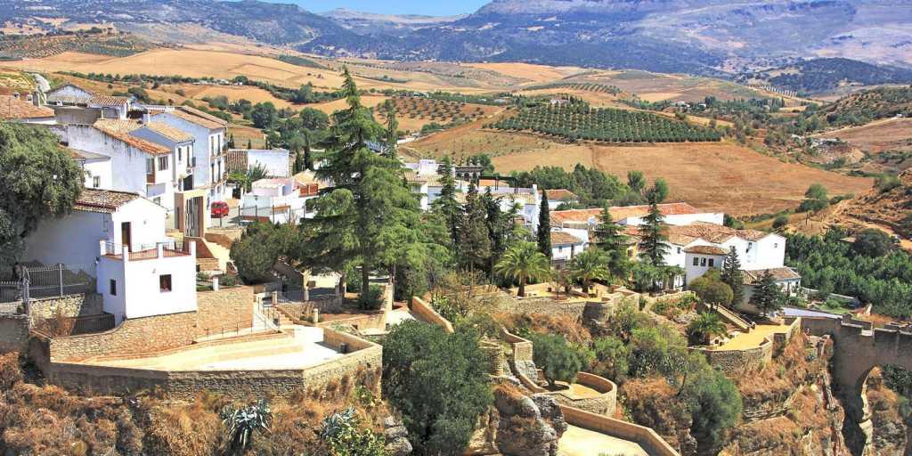 Wanderreise durch die schönsten Naturparks und Kulturstädte in Andalusien