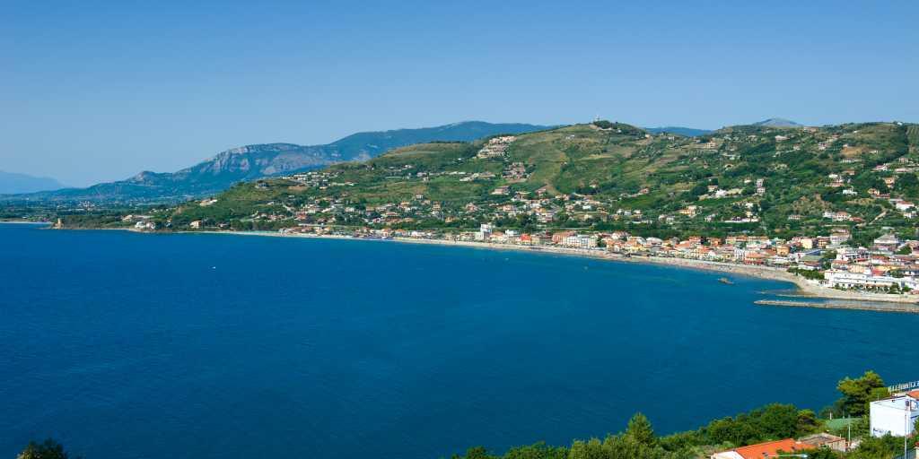Cilento: Individuell wandern ohne Gepäck - Berge & Meer