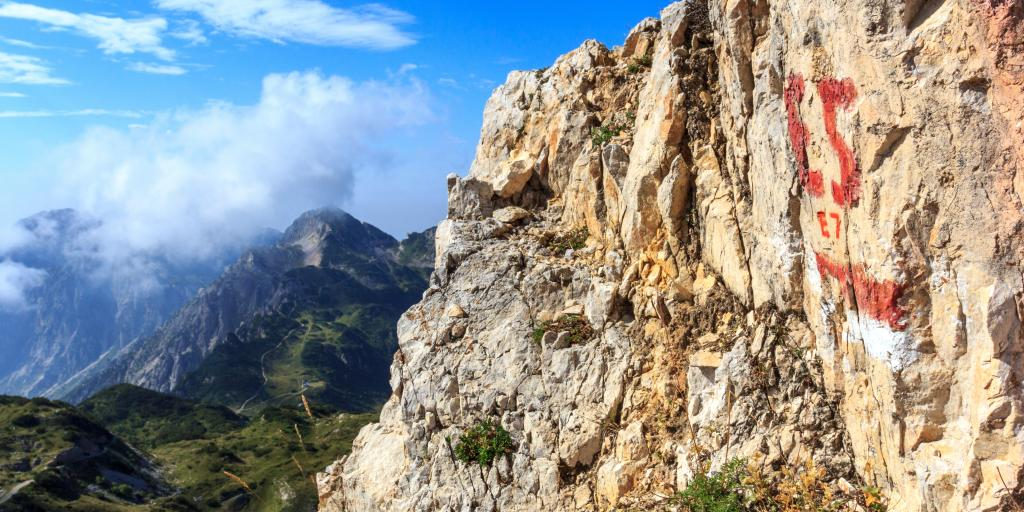 TransALP: Geführte Berwandertour - Alpenüberquerung E5