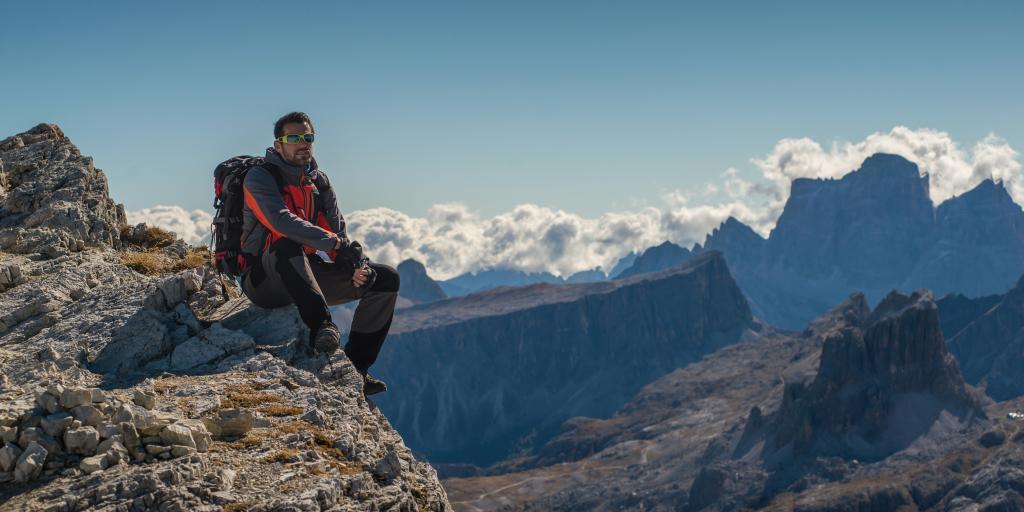 Dolomiten: Geführte Bergwandertour auf dem Alta Via 1