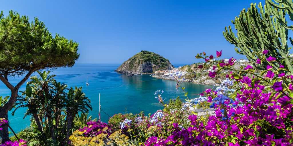 Ischia: Geführte Flexwanderreise auf der Insel der Thermen
