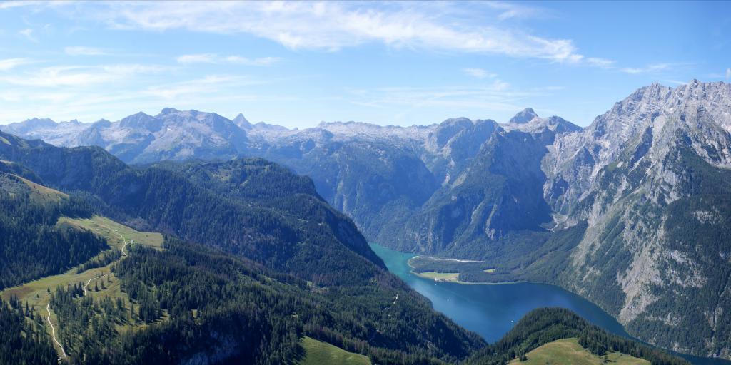 Geführte Wandertour - Vom Königssee zu den Drei Zinnen - die Ostalpen
