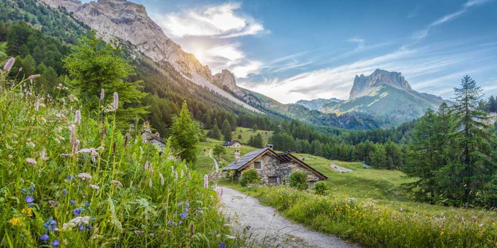 Geführte Wandertour: Auf Panoramawegen von der Zugspitze zum Gardasee