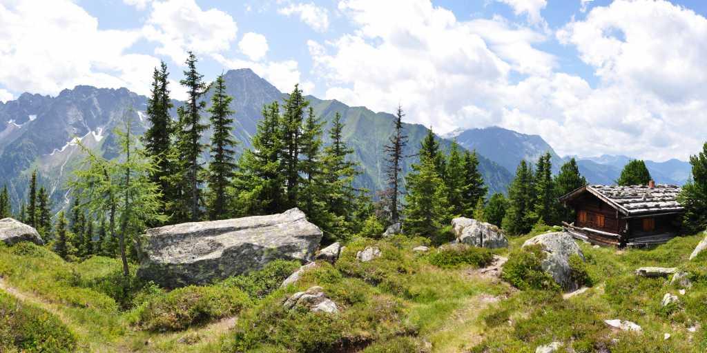 Geführte Alpenüberquerung für Einsteiger - vom Wendelstein nach Sterzing