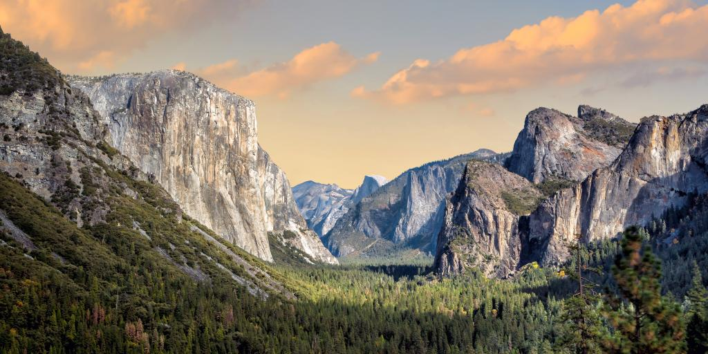 USA: Geführte Wanderreise zu den Gipfeln des Yosemite Nationalsparks
