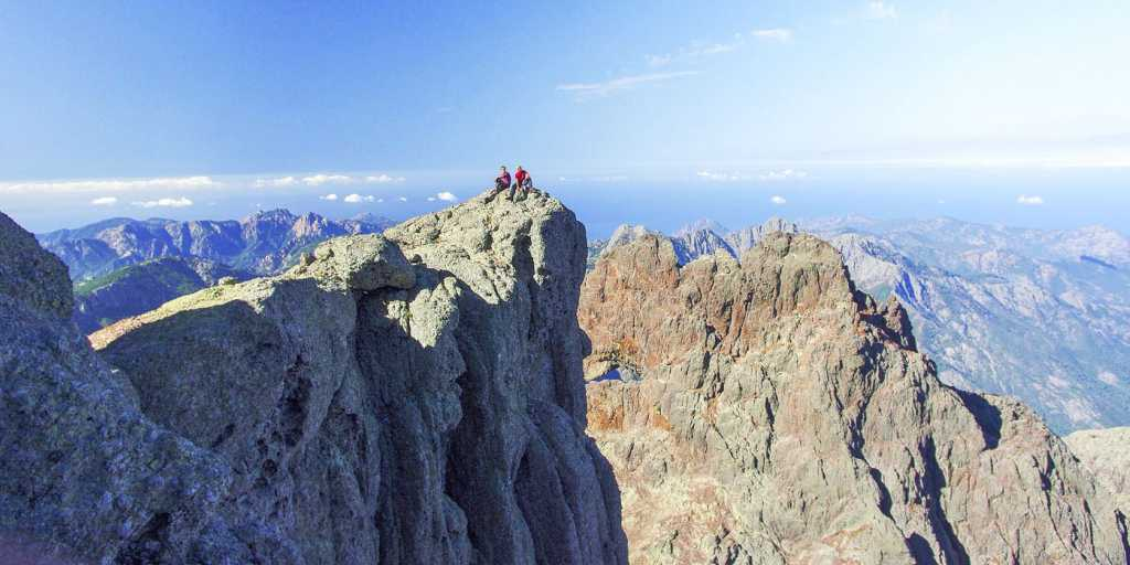 GR 20: von Süd nach Nord - Geführte Trekkingreise Frankreich - Korsika