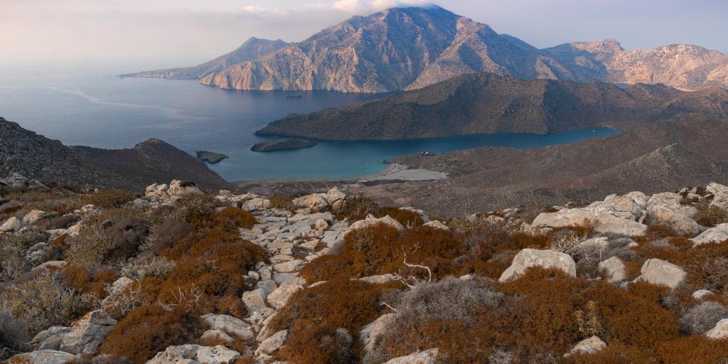 Karpathos: Individuell wandern ohne Gepäck im Wanderparadies