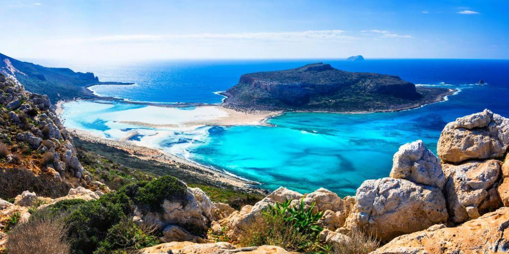 Wandern auf Kreta: Geführte Wanderung – Weiße Berge und wilde Küste