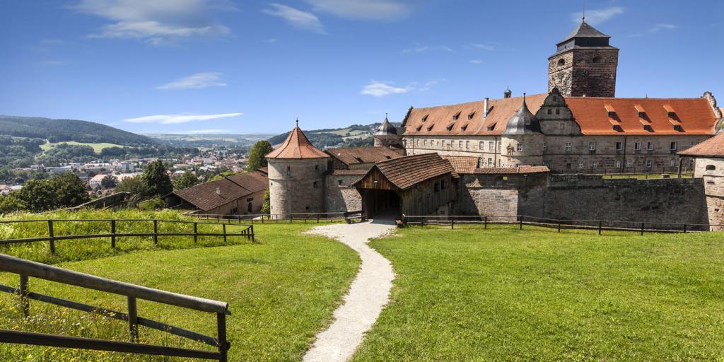 Die grüne Krone Bayerns – wandern auf Franken- und Burgenweg
