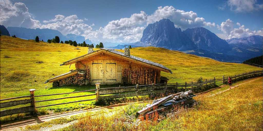 Wunderwelt der Dolomiten – wandern im Grödnertal