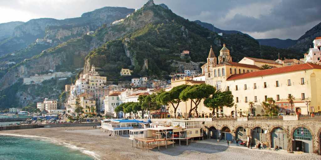 Wandern: Amalfiküste, Sorrent und der berühmte Golf