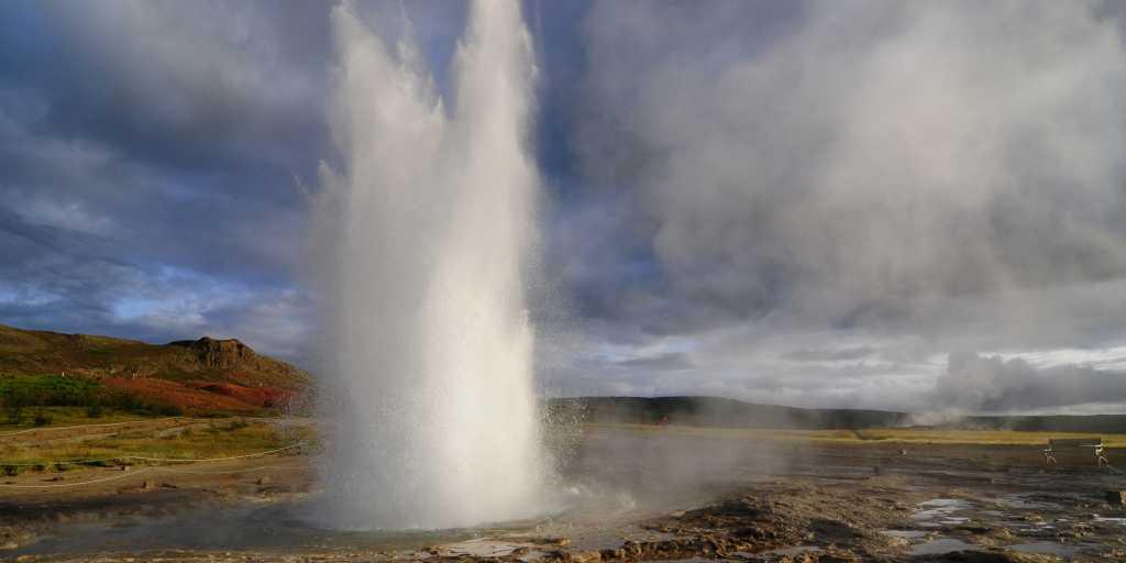 Islands Naturschauspiele - Wandern auf der Insel
