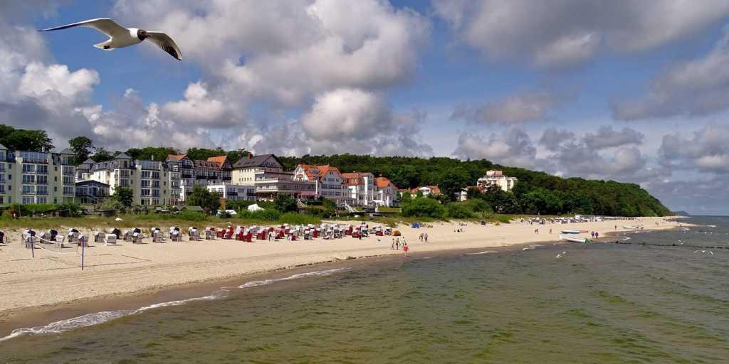 Usedom – wandern, wo Deutschland am sonnigsten ist