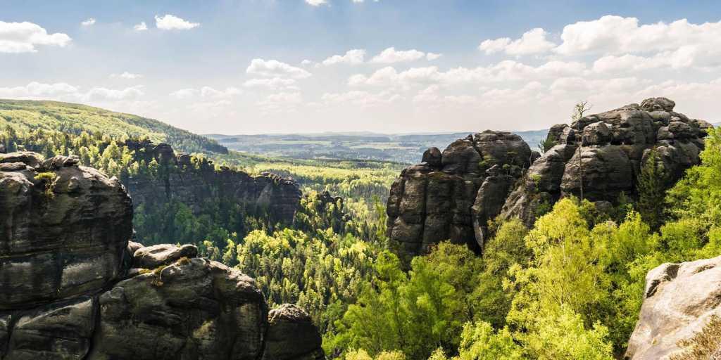 Vom Barock zur Romantik – wandern: Dresden und die Sächsische Schweiz