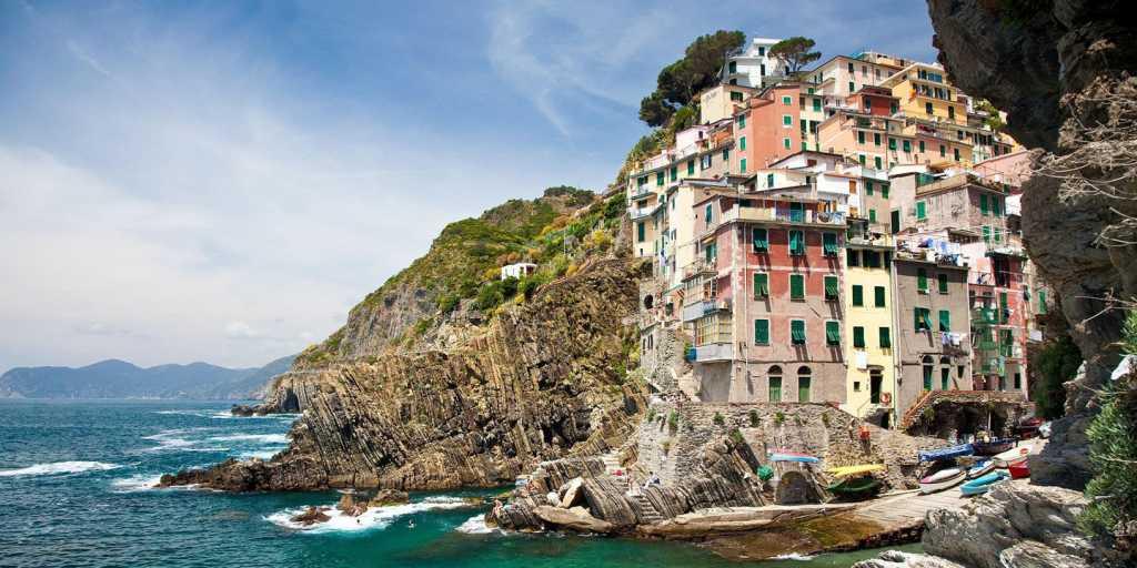 Auf Panoramapfaden zu den Dörfern der Cinque Terre wandern