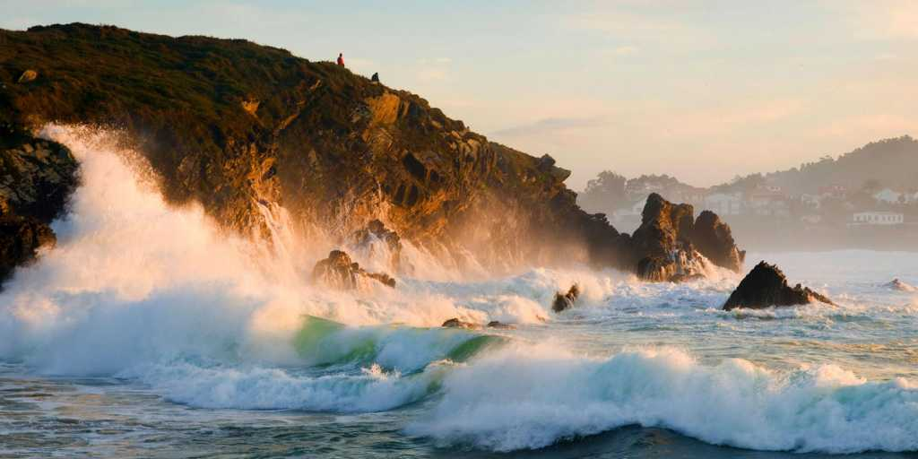 Pilgerwandern auf dem Camino Ingles von Ferrol nach Santiago