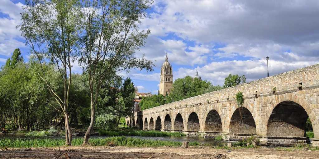 Pilgerwandern auf der Silberstraße - der Via de la Plata - von Salamanca nach Puebla de Sanabria