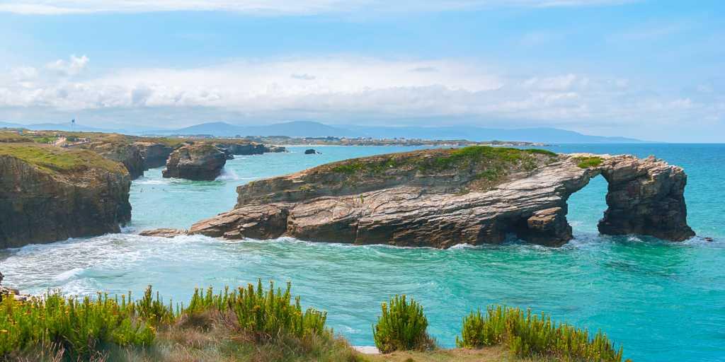 Wandern auf dem Camino del Norte - Jakobsweg in Spanien in Etappen