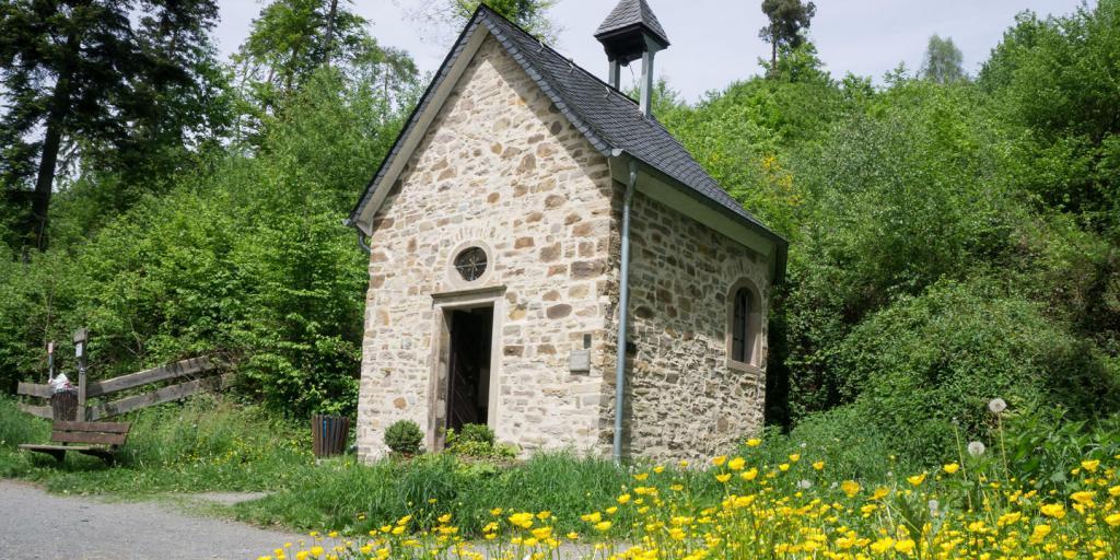 Wandern auf dem Bergischen Panoramasteig von Engelskirchen nach Marienheide