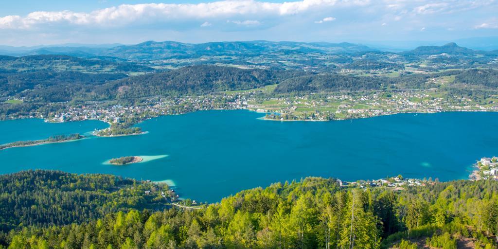 Königssee-Wörthersee: Individuell wandern über die Alpen ins sonnige Kärnten