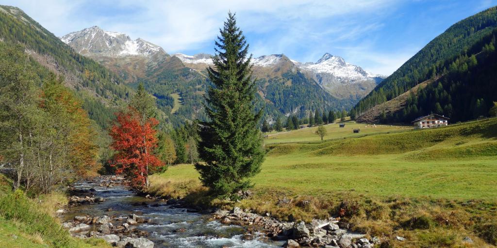 Königssee-Millstätter See: Wandern ohne Gepäck über die Alpen - individuell