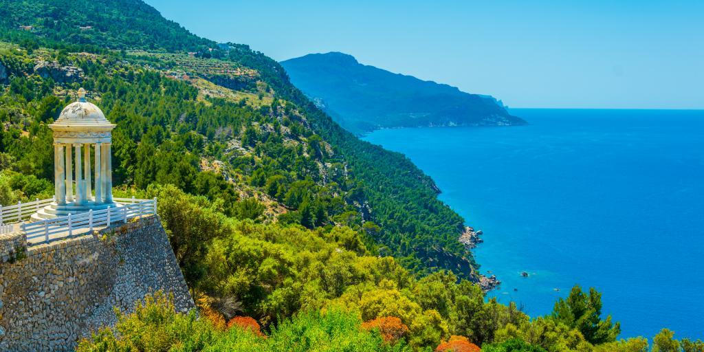 Wandern auf Mallorca - Steilküsten und Traumbuchten rund um Puerto Sóller