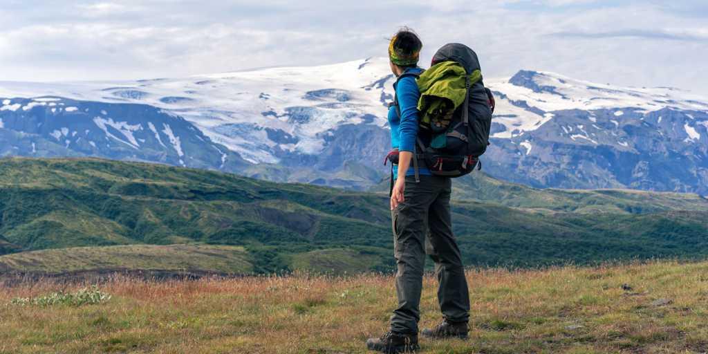 Wandern auf Island: Vulkane & Gletscher - hautnah!
