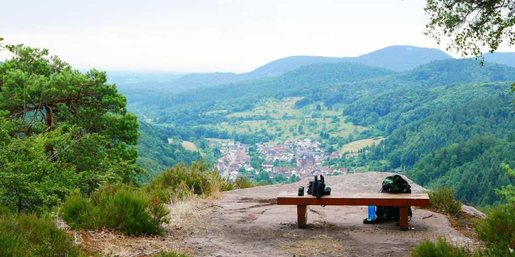 Pfalz: Individuell wandern im Pfläzer Bergland