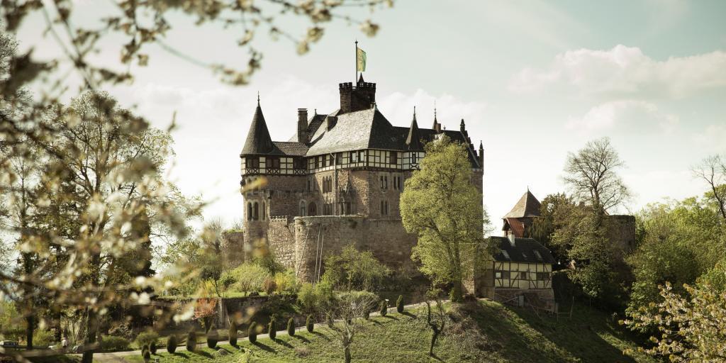 Hessen: Individuell wandern auf dem Werra-Burgen-Steig ohne Gepäck