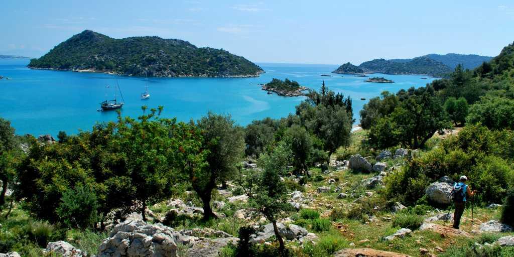 Türkei: Privatreise - Wandern auf dem östlichen Lykischen Höhenweg