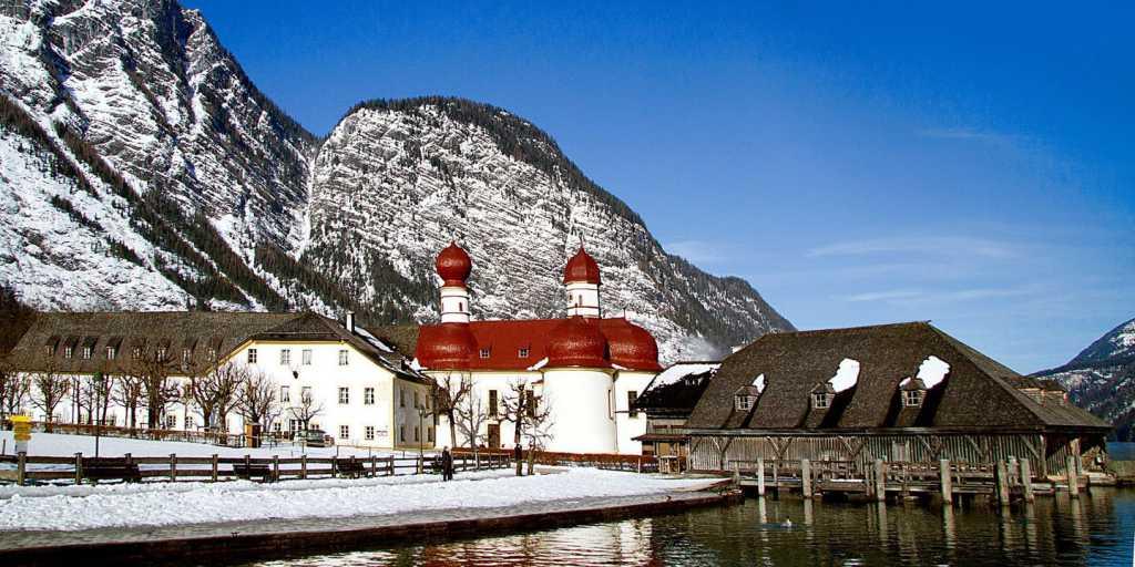 Winterwandern am Königssee
