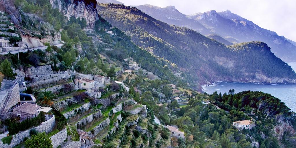 Bergwandern im Südwesten Mallorcas