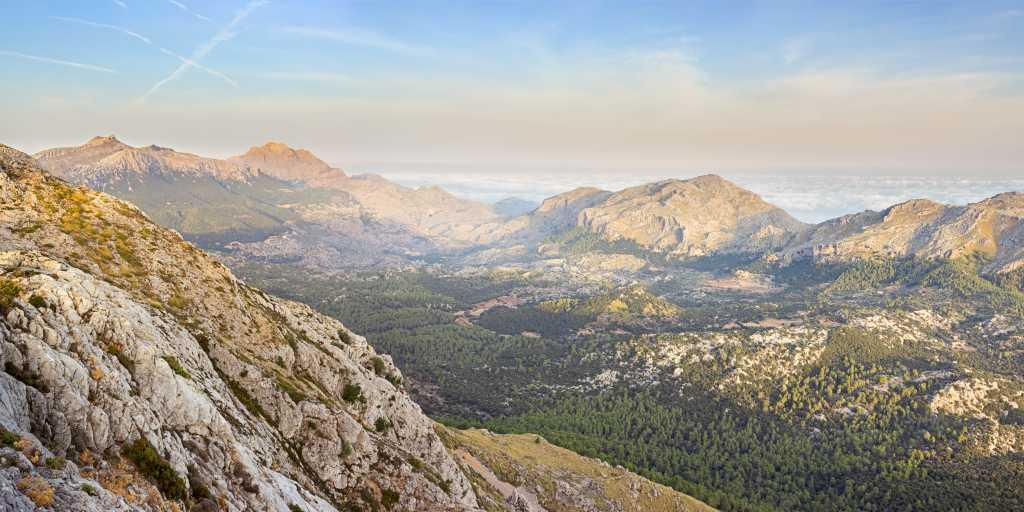 Mallorcas einzigartige Bergwelt im Nordwesten - Pollença