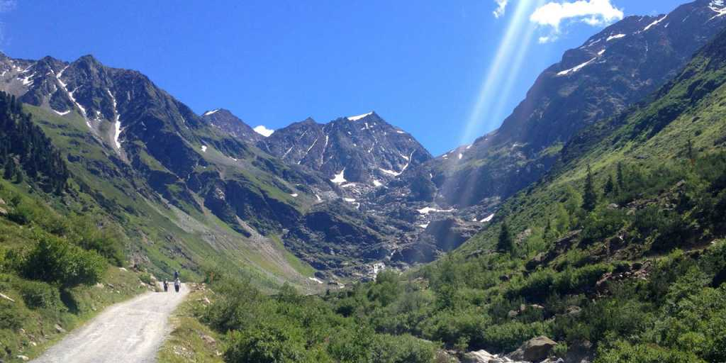 E5 Alpenüberquerung - Wandern