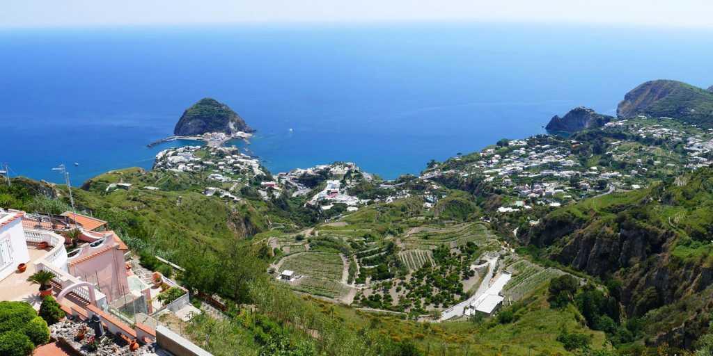 Wandern auf Ischia - Thermenkultur trifft Naturparadies