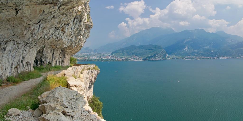 Wanderreise: Der Gardasee – zu schön, um wahr zu sein