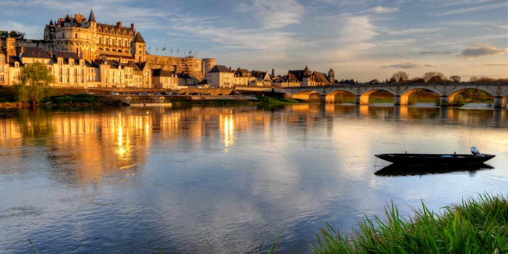 Schlossromantik im Loire-Tal - wandern in Frankreich
