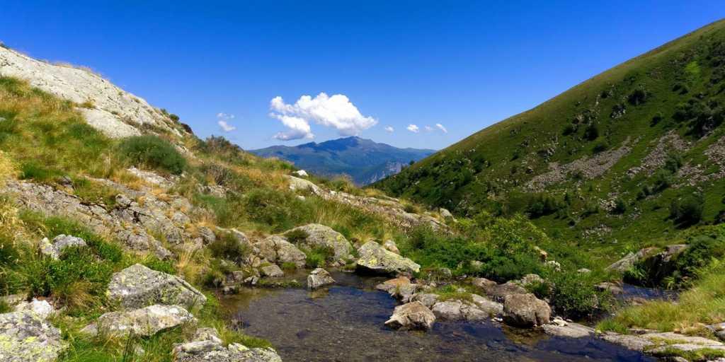 Wanderwoche in den Pyrenäen