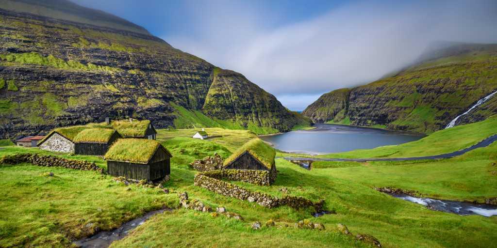 Naturidyll & Wanderparadies – die Färöer Inseln