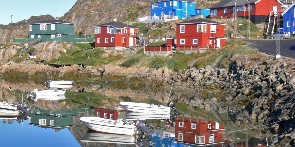 Auf den Spuren der Inuit - wandern in Grönland