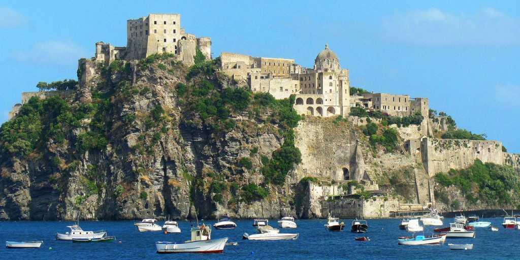 Get together auf Ischia - Wanderreise für Alleinreisende