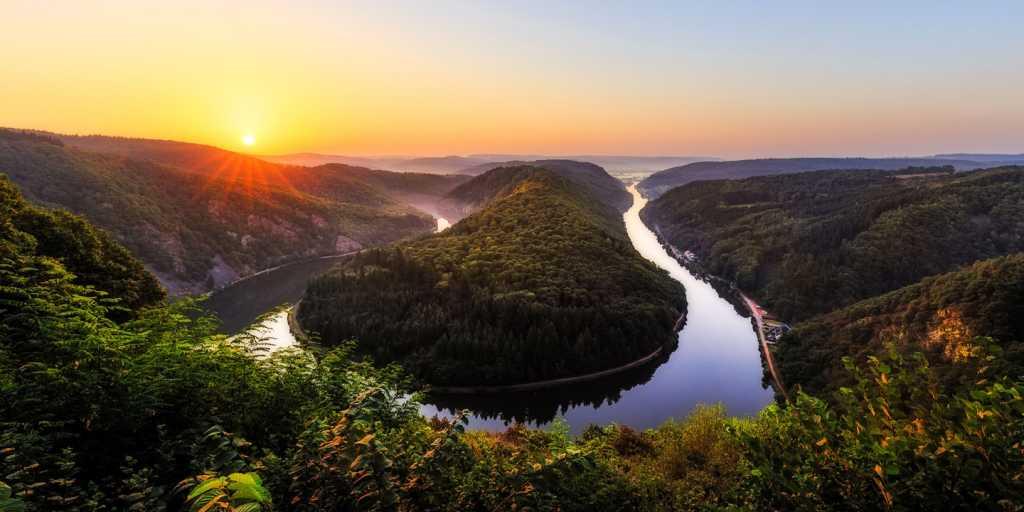 Wandern auf dem Saar-Hunsrück-Steig von Perl nach Idar-Oberstein